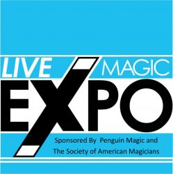 live magic expo October 2016